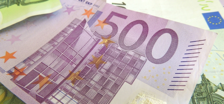 Vandaag 1000 euro lenen