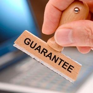 Lenen zonder bkr toetsing garantstelling